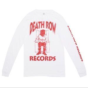 Death Row Records Tee